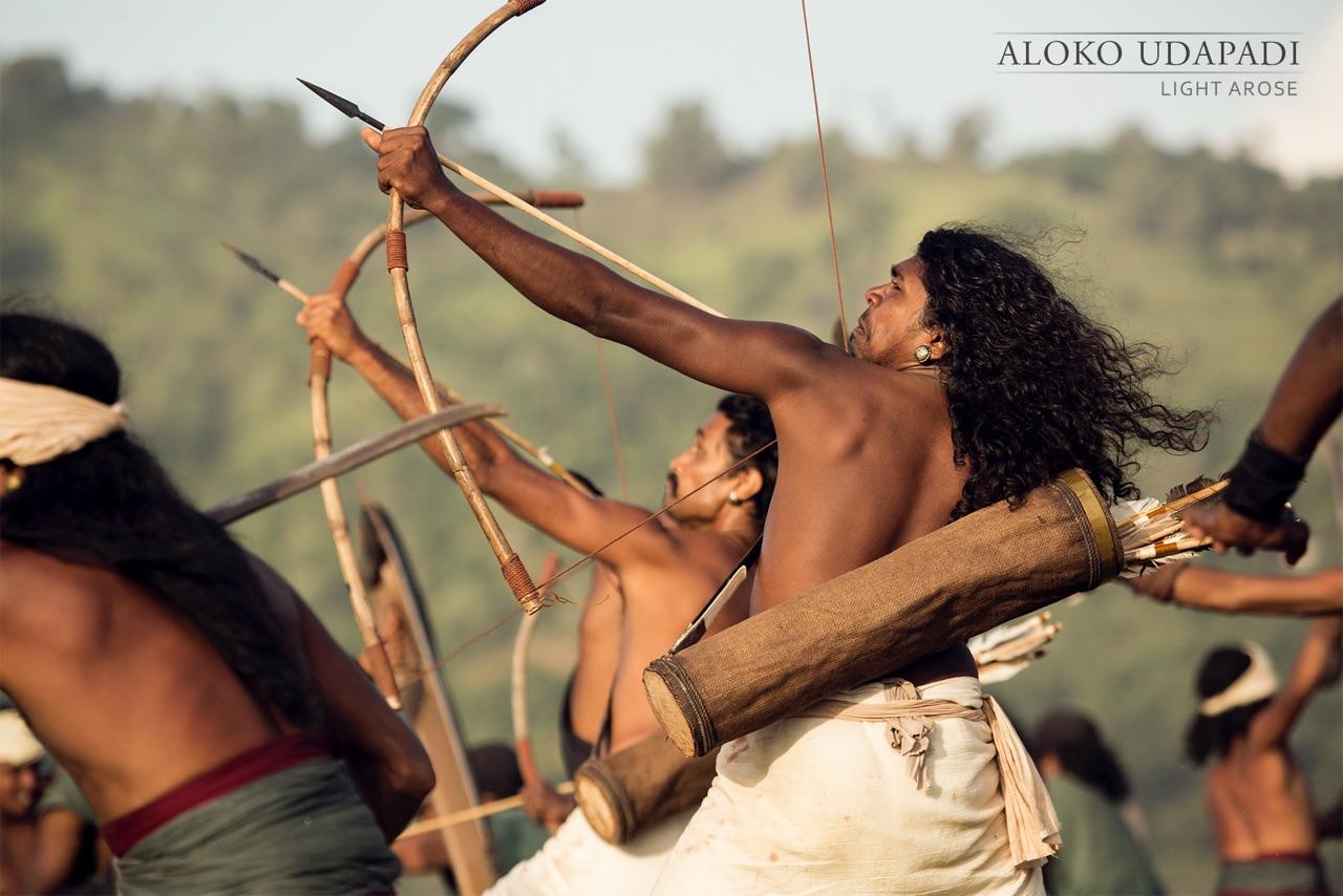 Aloko Udapadi: Lankan Army