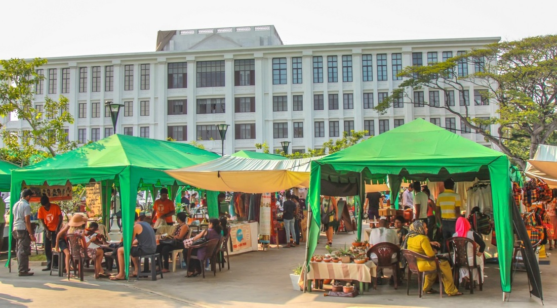 The Good Market in Colombo